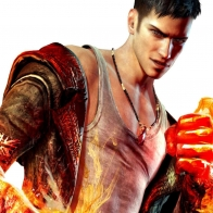 Dante Devil May Cry Game Wallpaper Hd