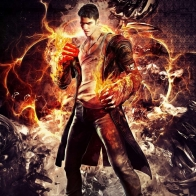 Dante Dmc Devil May Cry Game Wallpaper