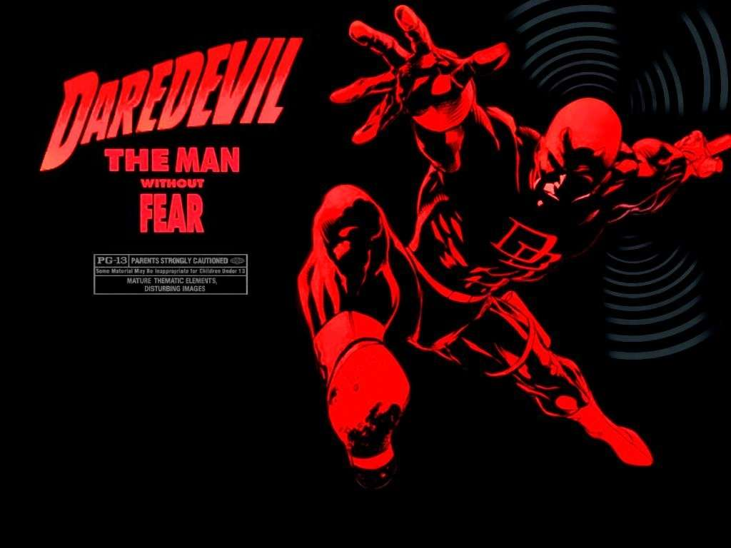 Daredevil The Man Without Fear Wallpaper Hd Wallpapers
