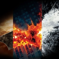 Dark Knight Trilogy Wallpaper
