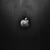 Dark Metal Apple Wallpapers