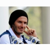 David Beckham Press Conference Wallpaper