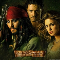 Dead Mans Chest Pirates Of The Caribbean Wallpaper