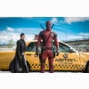 Deadpool Ryan Reynolds Brianna Hildebrand