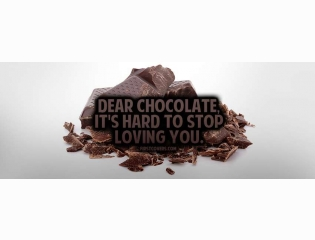 Dear Chocolate Cover