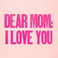 Dear Mom I Love You Cover