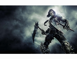 Death Darksiders 2 Game