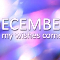 December Make My Wishes Come True Cover