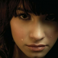 Demi Lovato Tears Wallpapers