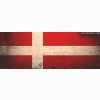 Denmark Flag Cover