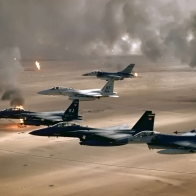 Desert Storm Wallpaper
