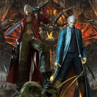 Devil May Cry 3 Wallpaper