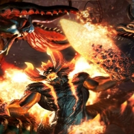 Devil May Cry 4 Villians Wallpaper