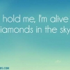 Download diamonds in the sky cover, diamonds in the sky cover  Wallpaper download for Desktop, PC, Laptop. diamonds in the sky cover HD Wallpapers, High Definition Quality Wallpapers of diamonds in the sky cover.