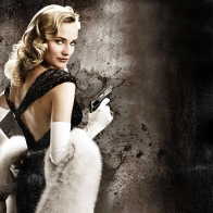 Diane Kruger Is A Basterd Wallpaper