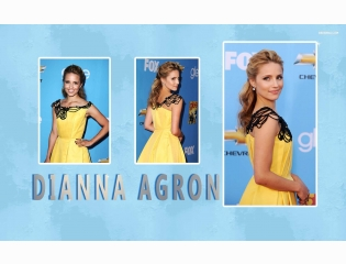 Dianna Agron 1 Wallpapers