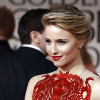 Dianna Agron Fashion Awards