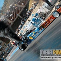 Diesel Dragster Wallpaper