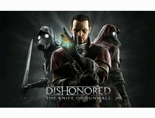 Dishonored The Knife Of Dunwall Hd Wallpapers