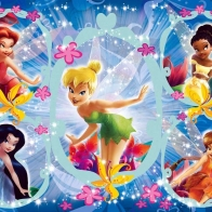 Disney Fairies 2 Wallpaper