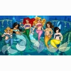 Disney Mermaid Princesses Wallpaper
