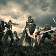 Dissidia Final Fantasy Hd Wallpaper