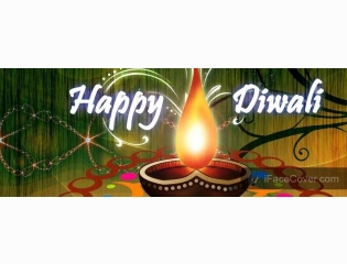 Diwali Facebook Timeline Profile Cover Photo 3