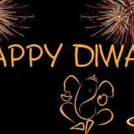 Diwali Facebook Timeline Profile Cover Photo 4