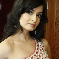 Diya Mirza Dashing Eyes