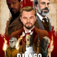 Django Unchained 2012 Poster Wallpapers