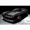 Dodge Challenger Back Hd Wallpapers