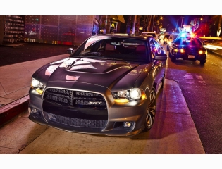 Dodge Charger Srt8 2012 Wallpaper