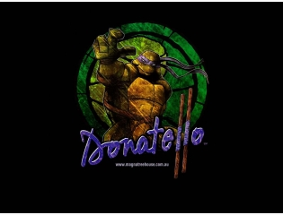 Donatello Wallpaper