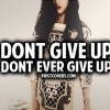 Download dont ever give up cover, dont ever give up cover  Wallpaper download for Desktop, PC, Laptop. dont ever give up cover HD Wallpapers, High Definition Quality Wallpapers of dont ever give up cover.