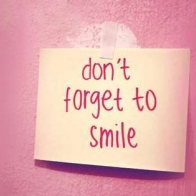 Dont Forget To Smile Cover