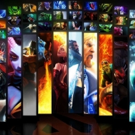 Dota 2 Hd Game Wallpaper Background