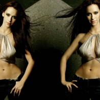 Double Jennifer Love Hewitt Wallpaper