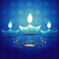 Download Beautiful Happy Diwali Background