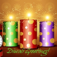 Download Diwali Card Wallpaper