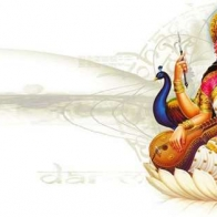 Download Facebook Cover Sarswati Ma Hd Wallpapers