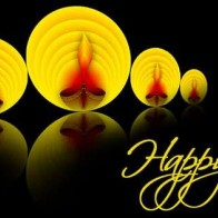 Download Happy Deepawali 2013 Quotes Facebook Cover Photos