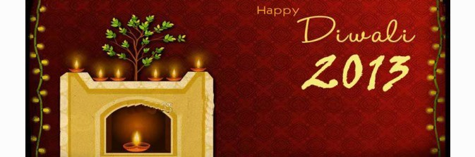 Download Happy Diwali 2013 Fb Cover Timeline Pictures
