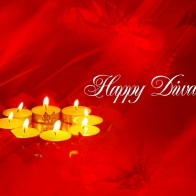 Download Happy Diwali Theme Wallpaper