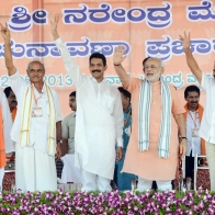 Download Karnataka Elections 2013 Narendra Modi Hd Wallapers