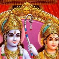Download Lord Ram Sita Laxman Facebook Cover Photo