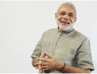 Download Narendra Modi Standing Hd Images