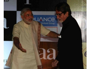 Download Narendra Modi With Amitabh Hd Wallpapers