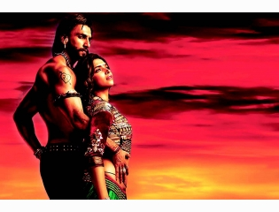 Download Ram Leela Ranveer Deepika Free Wallpapers Hd
