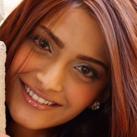 Download Sonam Kapoor Hd Wallpaper Red Hair