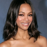 Download Zoe Saldana Cute Hd Walls